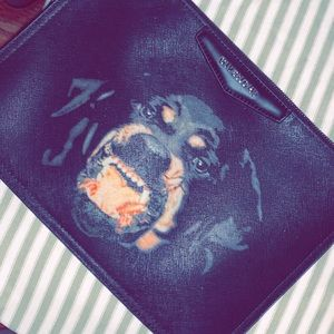 Givenchy clutch handbag